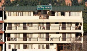 Happy Home Nainital Front