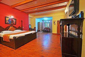 Pavilion Hotel Nainital Room