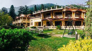 The Pavilion Hotel Nainital
