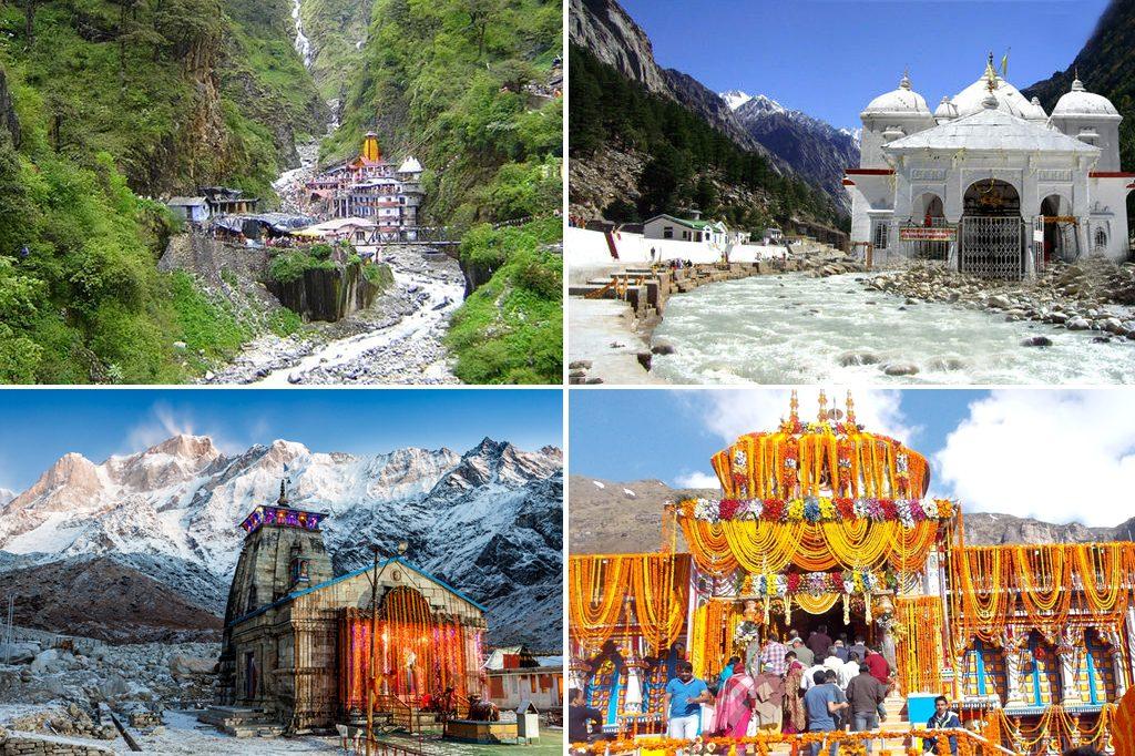 Uttarakhand Chardham Tours (Yamunotri, Gangotri, Kedarnath, Badrinath